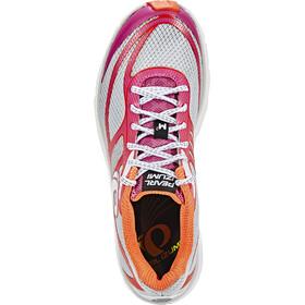 PEARL iZUMi EM Road M2 v3 Shoes Women silver/ibis rose